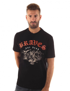 DIESEL 00SJ2K0091A - T-Shirt