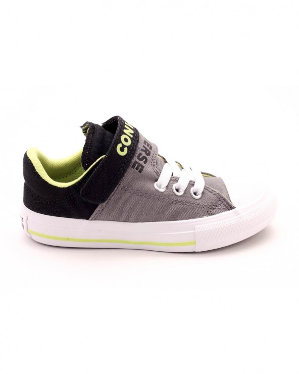CONVERSE - Junior - Chuck Taylor All Star Double Strap Ox - Sneakers Converse